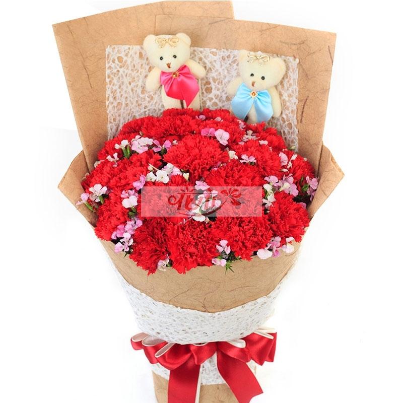给老师送花,老师生日应该送什么花