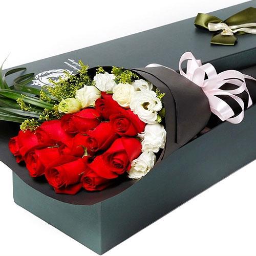 结婚纪念日送多少朵花,原来Ta们都在送这些