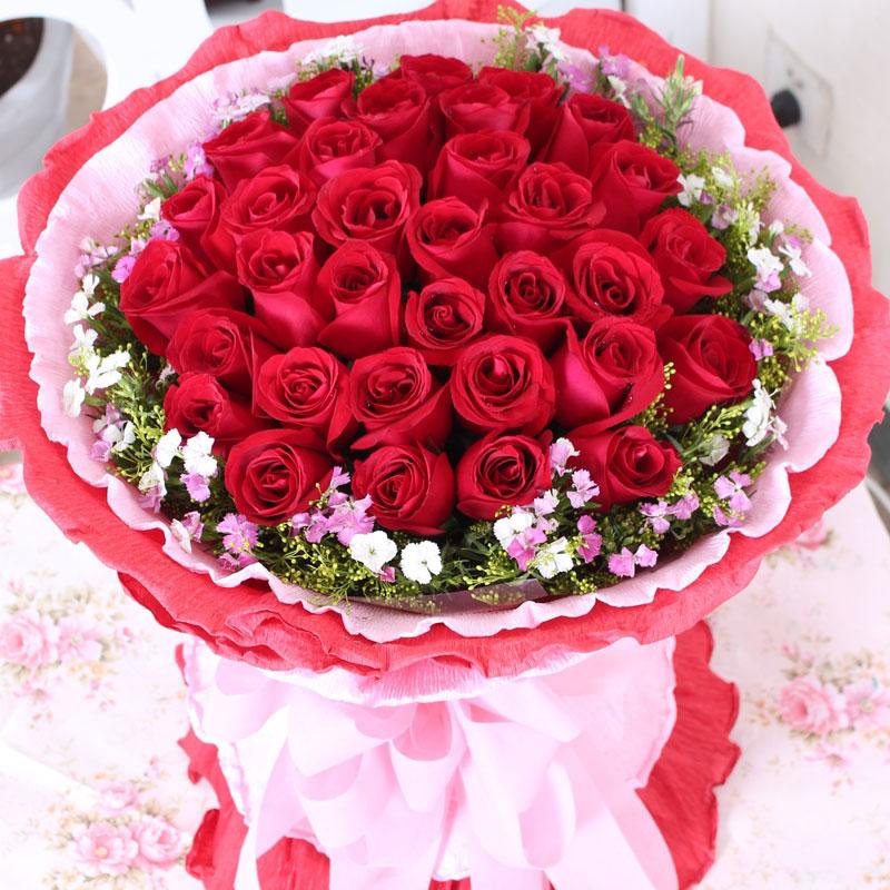 求婚送花一般多少朵合适