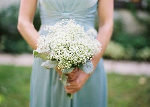 新娘手捧花的含义和由来