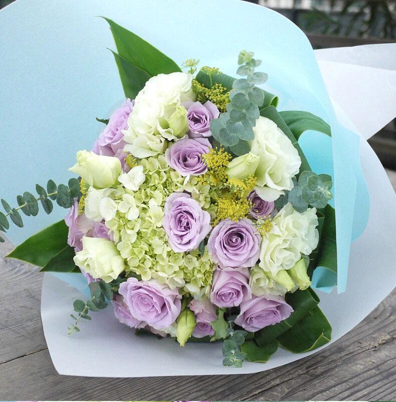 紫玫瑰的花语是什么?送紫玫瑰有什么含义?
