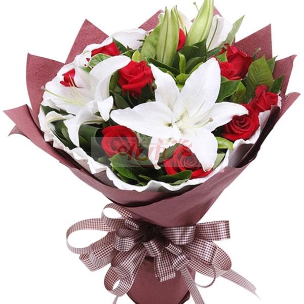送朋友玫瑰花合适吗