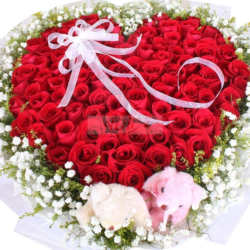 七夕节送女朋友什么花最好,不同类型的女孩送不同的鲜花