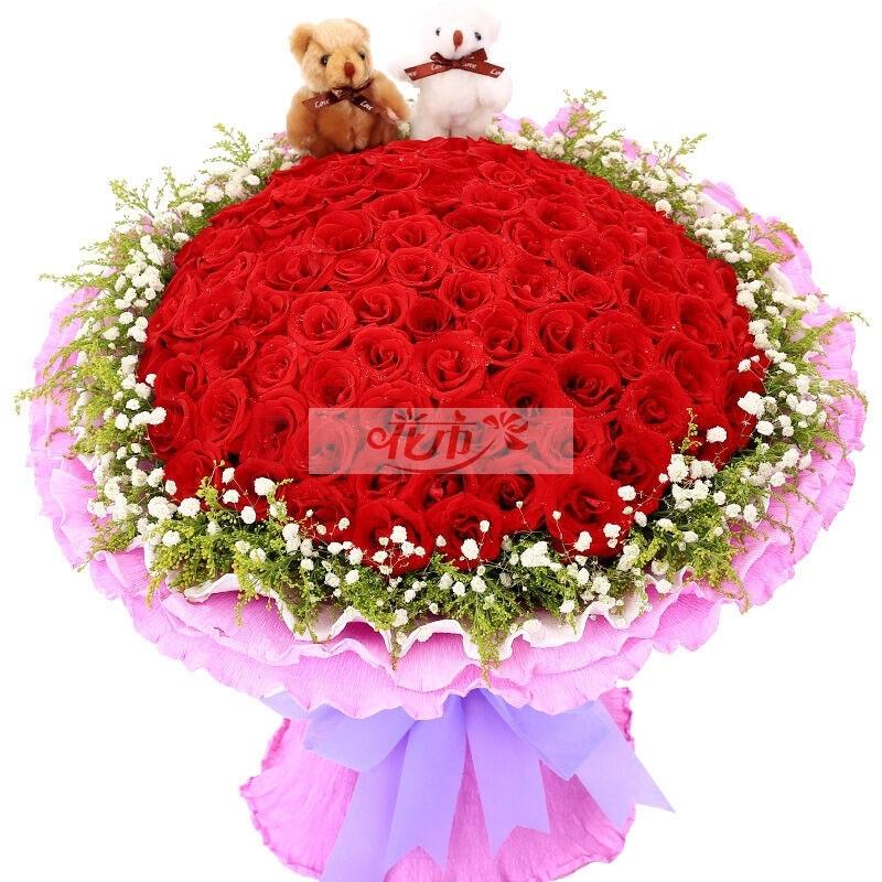 向女孩表白送什么花最好,表白送花精选