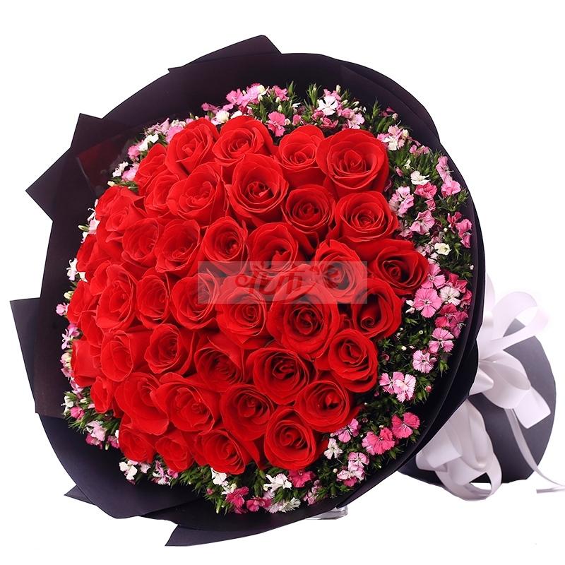 情人节如何送花,不同颜色的玫瑰花代表什么