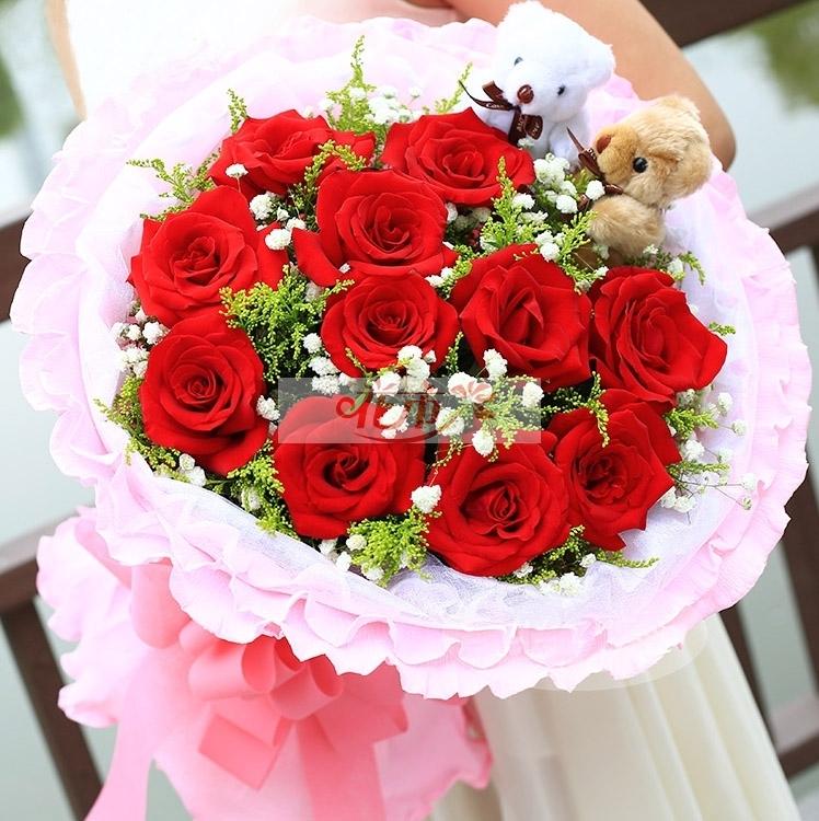 女朋友生日送花需注意什么?