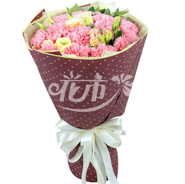 妈妈过生日适合送什么花?