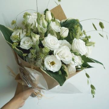 金牛座适合送什么花?