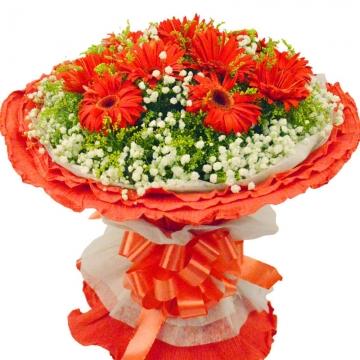 送父母什么鲜花好?