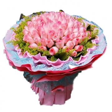 同学结婚送花送什么好?