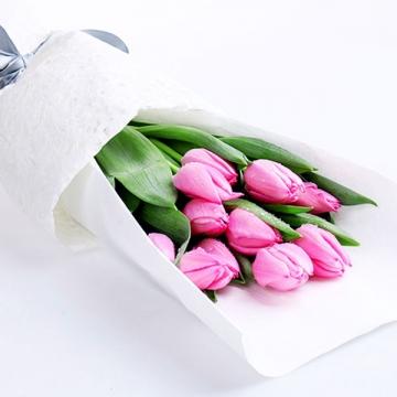 女性朋友生日可以送花吗?