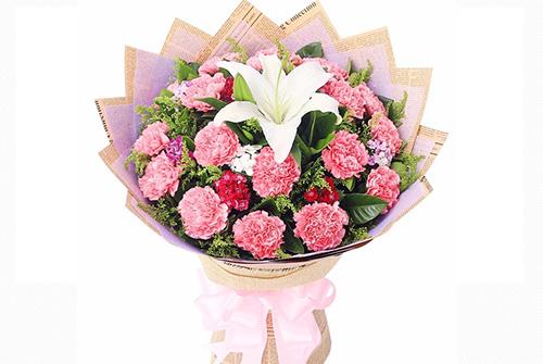 护士节送什么花