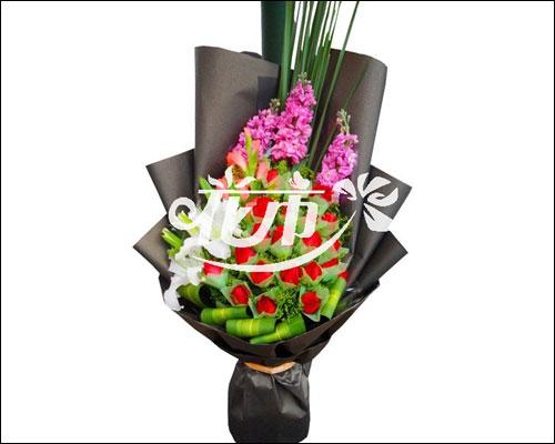 剑兰各颜色的花语图片