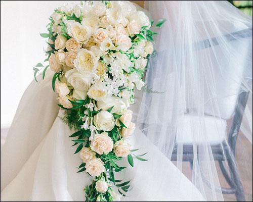 新娘是手捧花图片大全