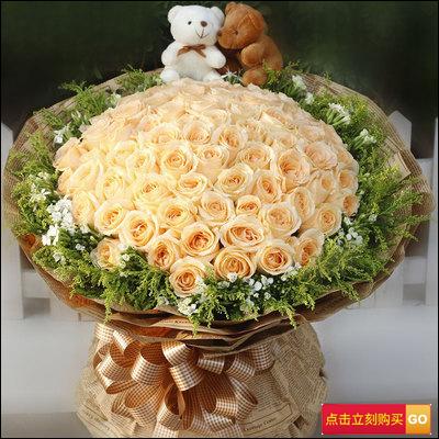 上海静安区附近鲜花店