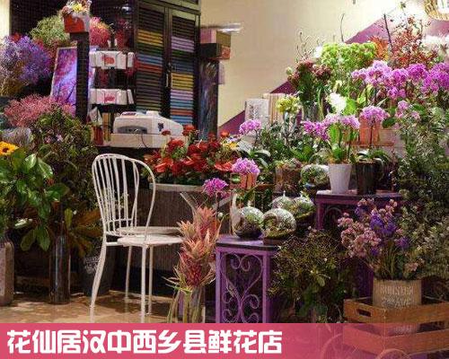 洋县鲜花店