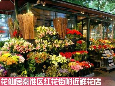 秦淮区红花街鲜花店