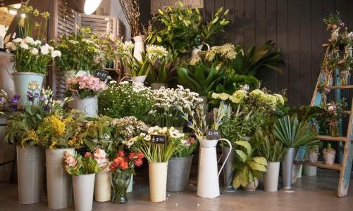 白银花店订花