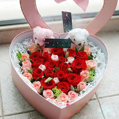 广州市天河区花店