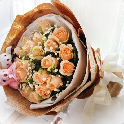 庆阳正宁县金鹰大厦花店