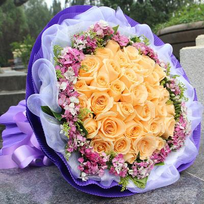 固安县网上鲜花店,风华绝代