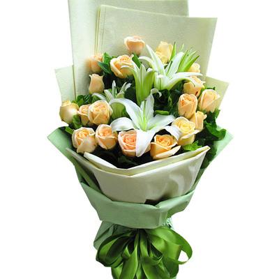 晉源區花店送花,和熙微風