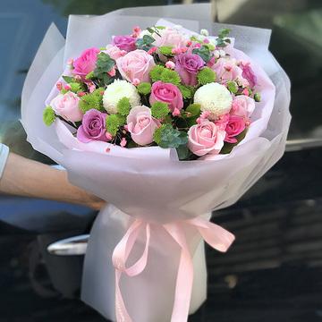 平城區鮮花店,幸福氧氣