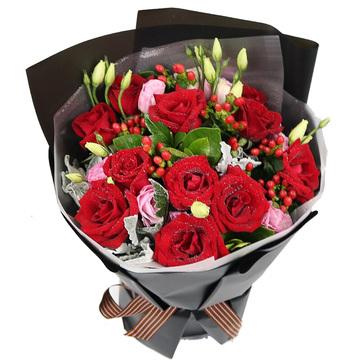 怀仁市鲜花店送花,一生爱你