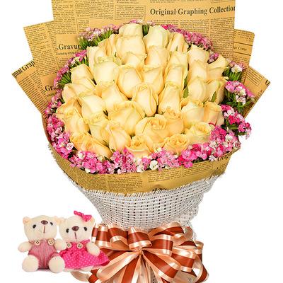 靈石縣網上訂花,幸福相遇
