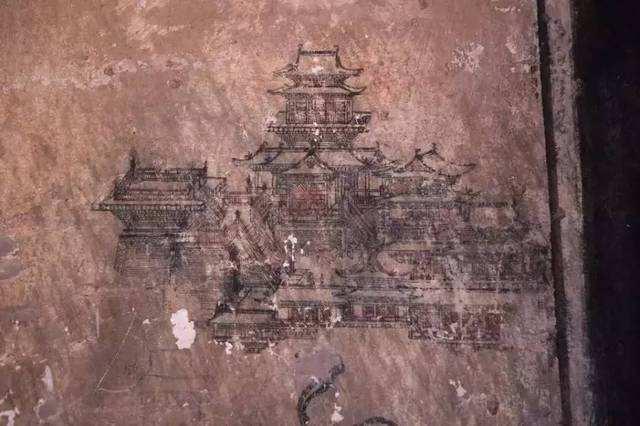 岩山寺壁画
