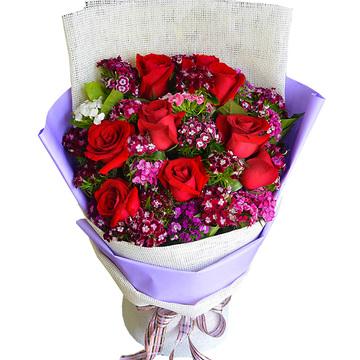 玫瑰花的数量代表的意义图片