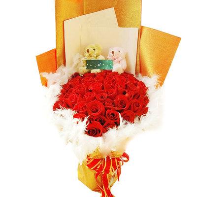 嫁给我吧 (红玫瑰 爱情 友情 生日 七夕 圣诞)