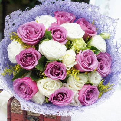 长长的思恋 (紫玫瑰 白玫瑰 爱情 友情 朋友 情人 七夕 教师 父母 圣诞)