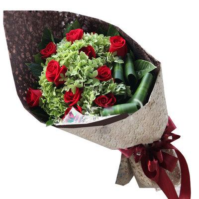 魔药 (红玫瑰 绿绣球 爱情 友情 生日 朋友 情人 七夕 圣诞)