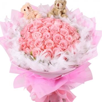 花市鲜花网_鲜花速递_最爱最爱最爱你