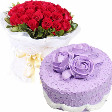 柔柔月光 14寸蛋糕
