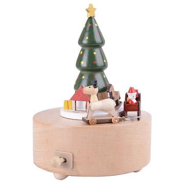 欢乐圣诞八音盒