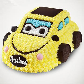 创意小汽车 8寸