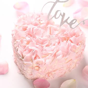 粉色浪漫 10寸